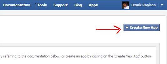 Facebook Recommendation Bar