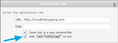 ultimate nofollow wordpress plugin