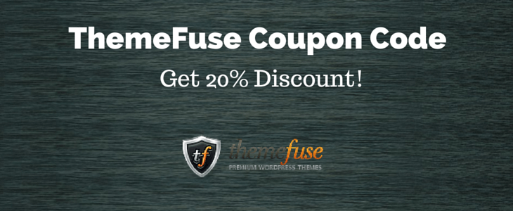 ThemeFuse Coupon Code