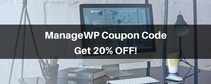 ManageWP Coupon Code