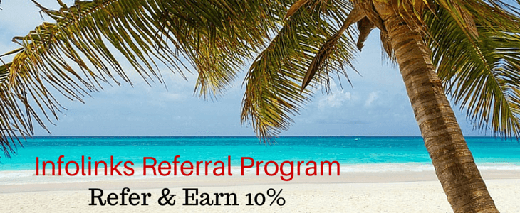 Infolinks Referral Program