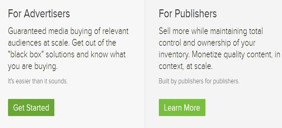 BuySellAds Advertising Network