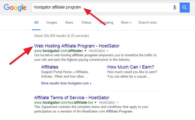 HostGator Affiliate Program