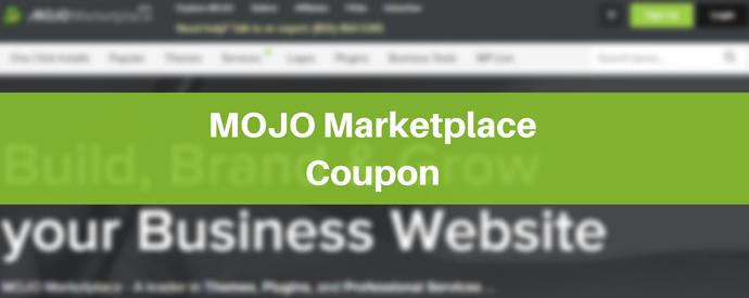 MOJO Marketplace Coupon