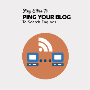 """Top 10 Ping Sites To """"Ping Your Blog"""" To Search Engines 1"""