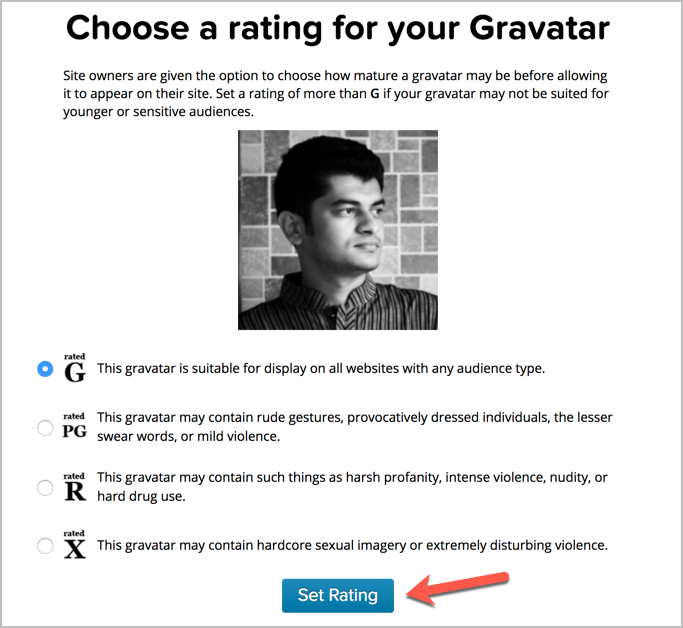 The Ultimate Guide To Setting Up Gravatar For WordPress 10