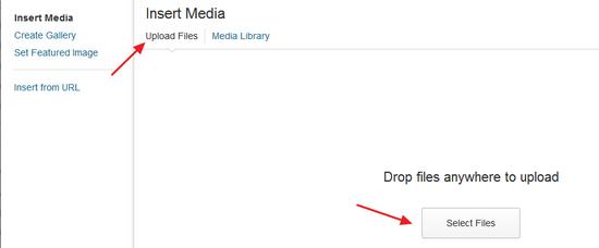 how to create image upload plugin in wordpress