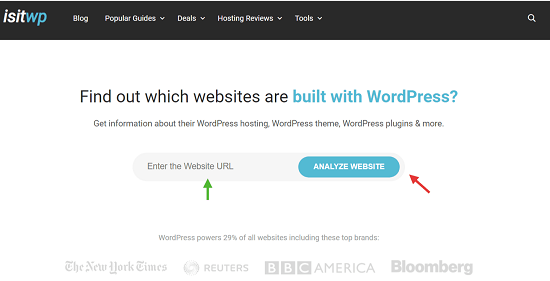 How to Find Out What WordPress Theme/Plugins a Site is Using 1