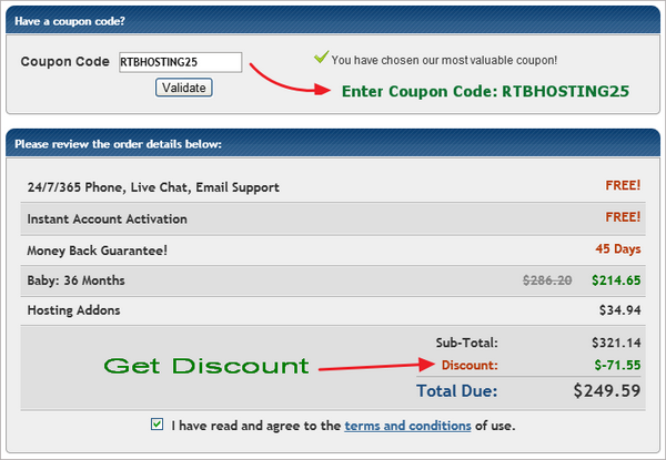 Hostgator 20 off coupon code