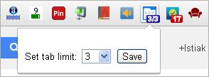 Control Multi Tab Browsing