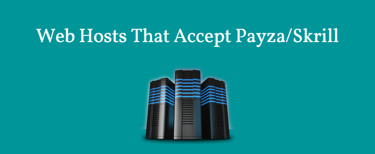 Web hosts accept payza skrill
