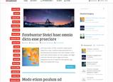 Sensational: WordPress Theme for Serious Bloggers 2