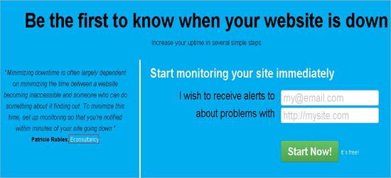 HostTracker monitoring service