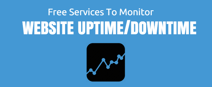 monitor website uptime downtime