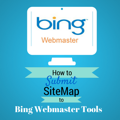 submit sitemap to bing