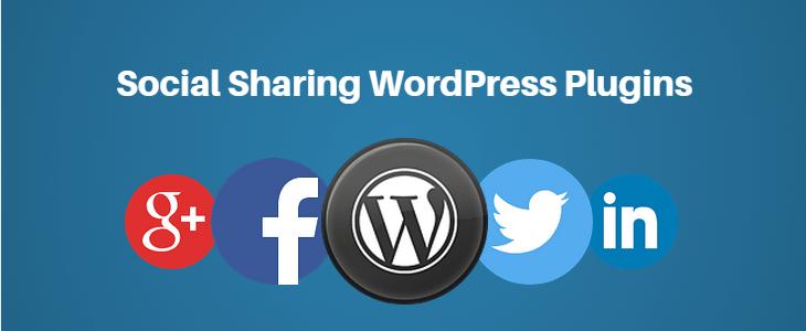 best social sharing wordpress plugins