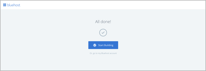 How to Start A WordPress Blog On Bluehost 9