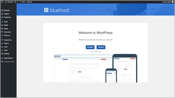 How to Start A WordPress Blog On Bluehost 10