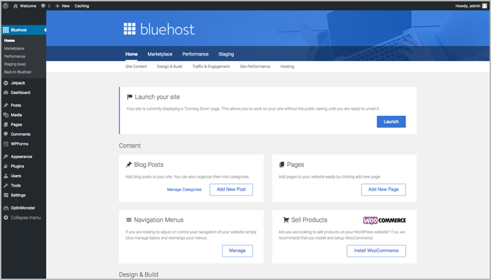 How to Start A WordPress Blog On Bluehost 11