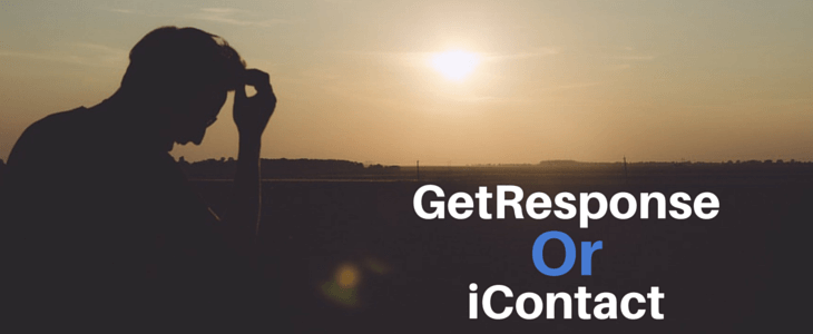 GetResponse Vs iContact