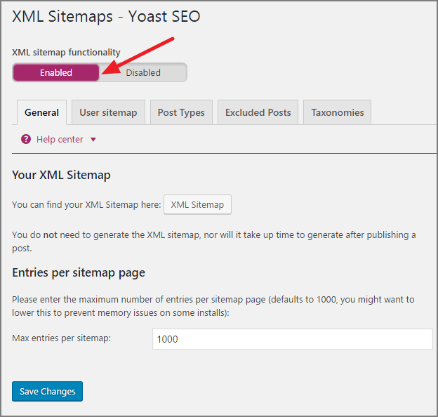 Bing Sitemap Generator: How To Setup WordPress Yoast SEO Plugin In 2017 (A Photo