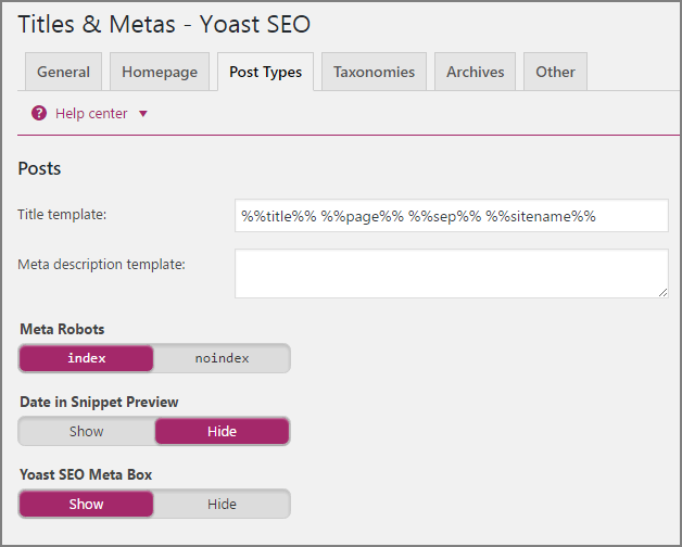 How to Setup WordPress Yoast SEO Plugin (A Photo Tutorial) 12