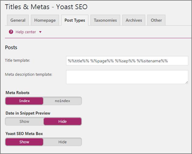 How to Setup WordPress Yoast SEO Plugin (A Photo Tutorial) 12