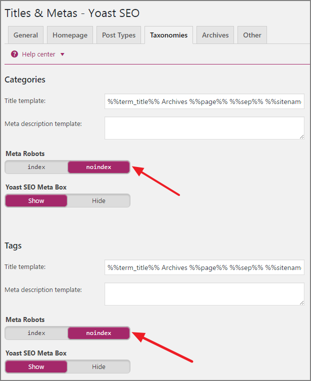 How to Setup WordPress Yoast SEO Plugin (A Photo Tutorial) 14