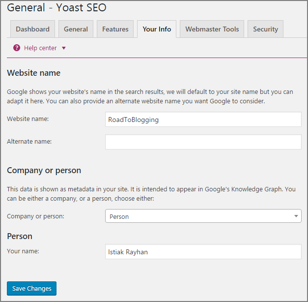 How to Setup WordPress Yoast SEO Plugin (A Photo Tutorial) 6