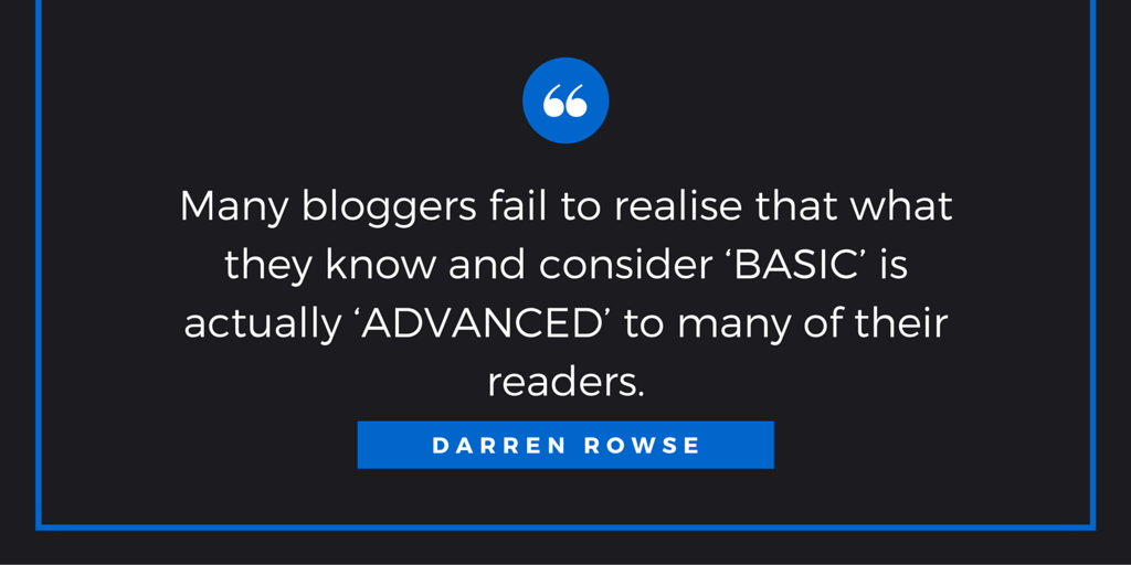 10 Amazing Darren Rowse Quotes That Might Change Your Blogging Life 7