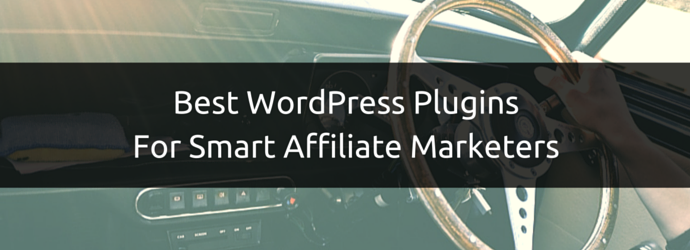 Best Affiliate Marketing WordPress Plugins