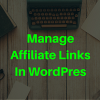 How to Manage Affiliate Links in WordPress Using ThirstyAffiliates 2