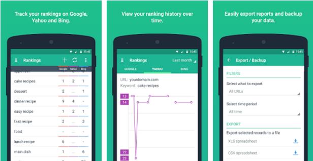 SERPmojo Android App