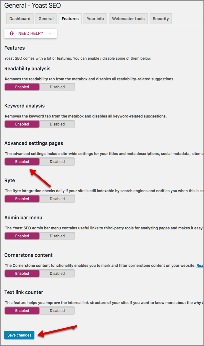 How to Setup WordPress Yoast SEO Plugin (A Photo Tutorial) 4