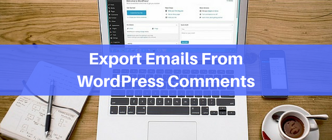 export-emails-from-wordpress-comments
