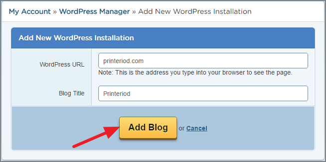 How to Start a WordPress Blog on HostGator [With Pictures] 5