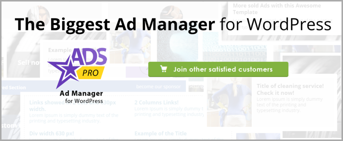 7 Best Advertising Management WordPress Plugins In 2018 2