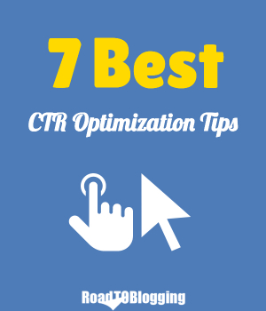 CTR Optimization Tips For Google