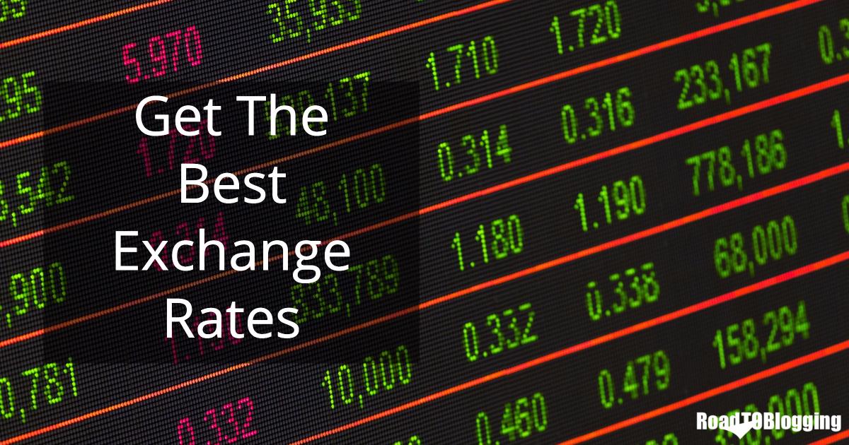 3 Ways To Get Exchange Rate Alerts To Get The Best Rates