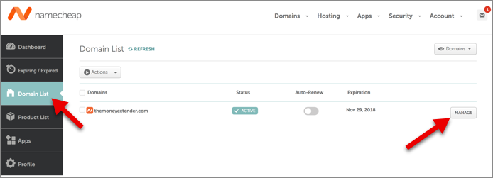 How To Point Namecheap Domain To HostGator [Step-By-Step] 5