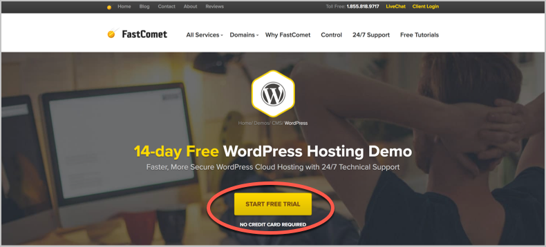7 Best Free Trial Web Hosting Sites (No Credit Card Required) 6