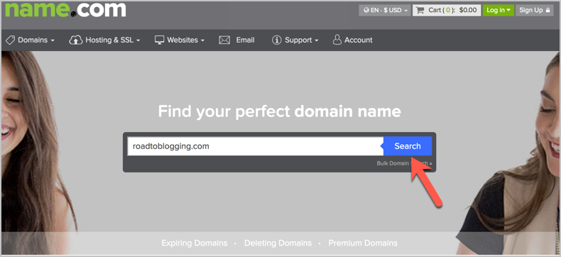 7 Tools Check If A Domain Name Is Available Or Taken 8
