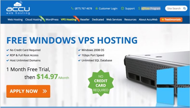 7 Best Free Trial Web Hosting Sites (No Credit Card Required) 8