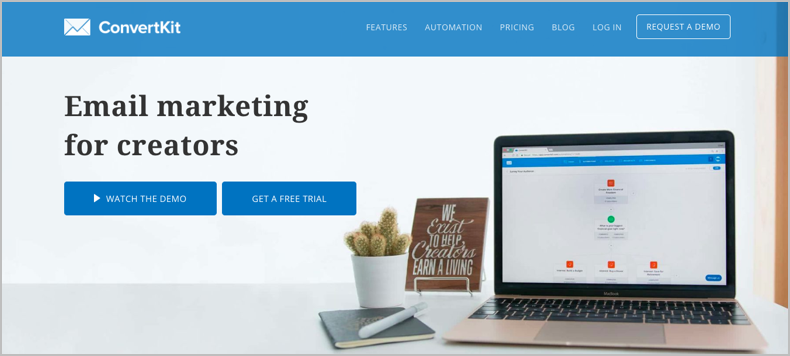 Top 10 Best Email Marketing Services For Bloggers In 2018 5