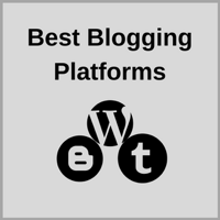 Top 10 Best Blogging Platforms & Sites In 2018 (Free & Paid) 12