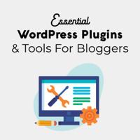25 Essential WordPress Plugins & Tools For Bloggers 1