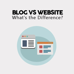 Blog Vs Website: What's the Difference? Which Is Better? 1