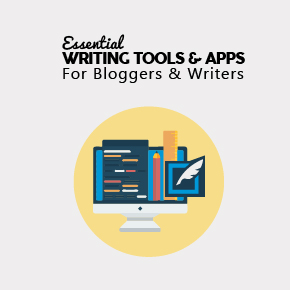20 Essential Writing Tools & Apps For Bloggers & Writers 1