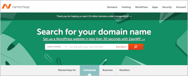 10 Best Cheap Domain Registrars Of 2018 – Starting At $0.48! 2