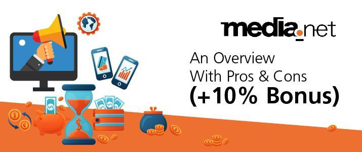 Media.net Review 2019: An Overview With Pros & Cons ($100 Bonus) 5